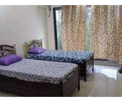 3bhk on rent for paying guest near thane (9167530999)