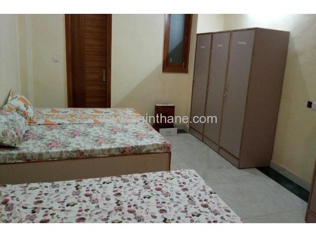 Room on rent in manpada thane (9967777579)