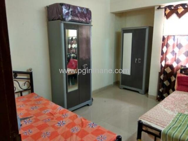 3 BHK, Paying Guest/PG In Thane West (9082510518)