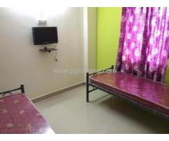 3 BHK PG Apartment for Men in Patlipada 9082510518