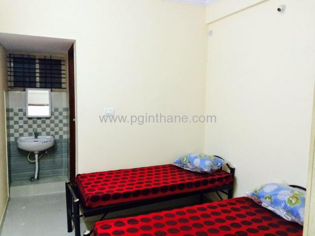 Double sharing PG for Female, Thane East
