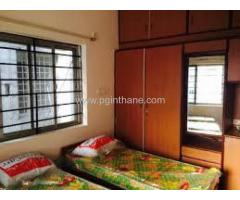 3 Bedroom Triple Sharing PG for Female in Panchpakhadi, Thane