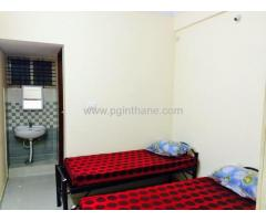 Roommates Double Sharing at Wagle Industrial Estate