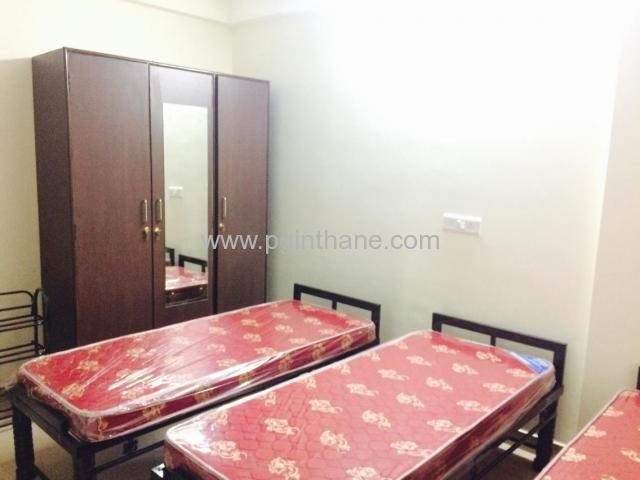Triple Sharing available For Female Near Station