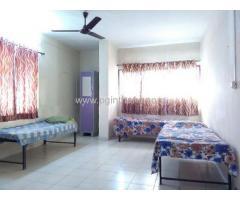 3 sharing bed on rent in gokul nagar thane