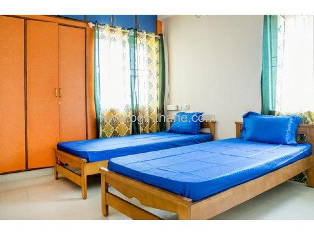 rooms for paying guest in vartak nagar