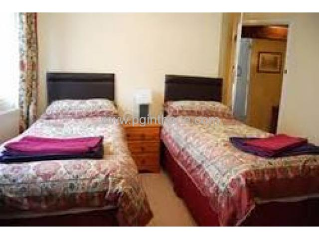shared room on rent in waghbil