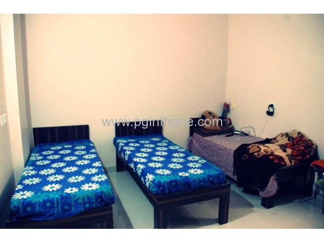 female pg available near thane station
