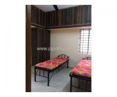 3 sharing bed available in kasarvadavali thane