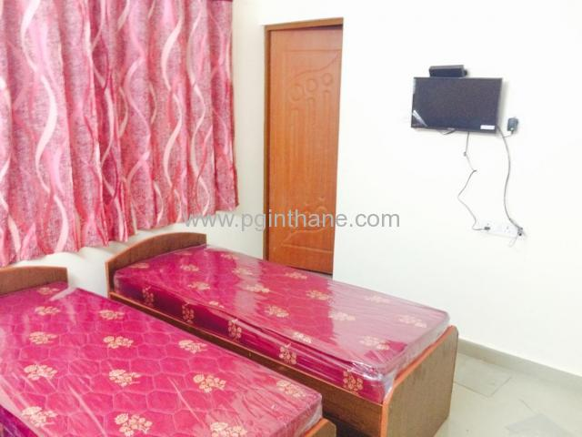 Hostels in Wagle Industrial Estate,Thane
