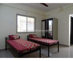 boys hostel near thane station