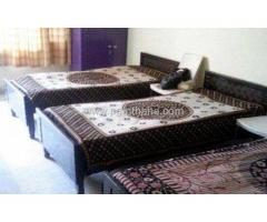 male paying guest accomodation in waghbil