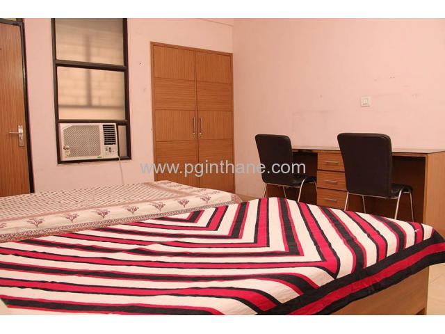 3 sharing bed available near patlipada