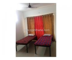Furnished Flat For Bachelors Thane West Panchpakhadi 9082510518