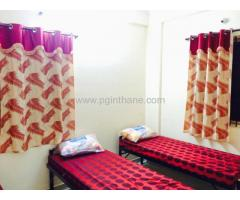 low budget pg near manpada thane 9167530999