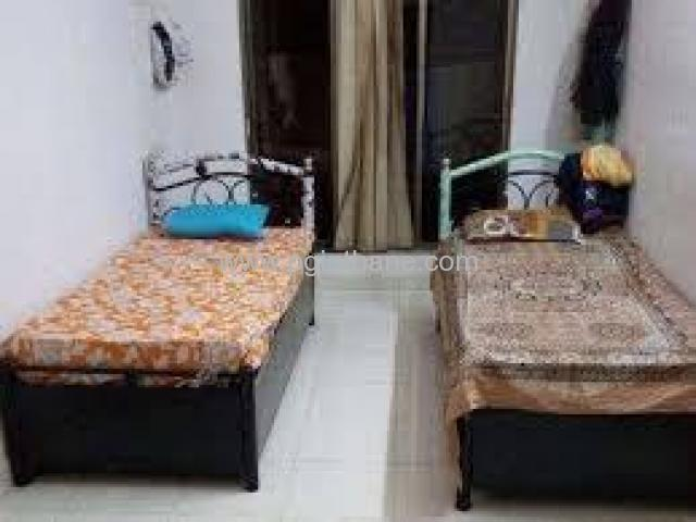 Pg, hostels, sharing rooms available for rent in Thane West