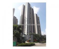 3 BHK Apartment for rent in Sunrise by Kalpataru, Kolshet Road