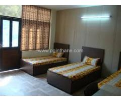 pg in wagle industrial estate thane
