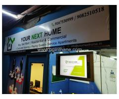 No Brokerage Paying Guest in Thane