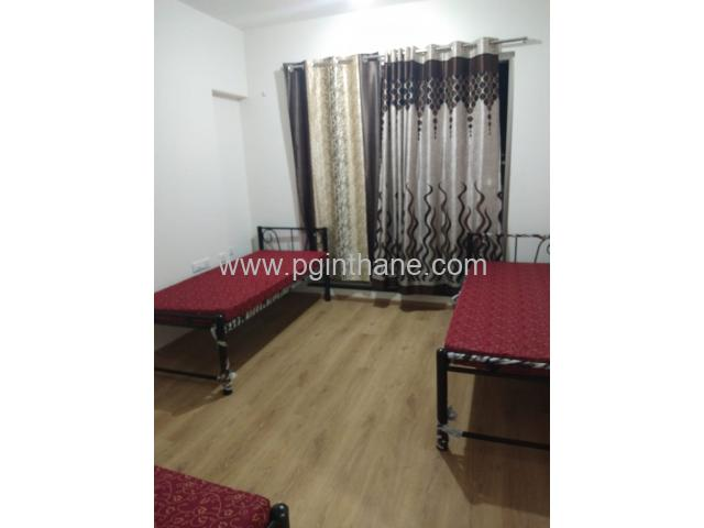 Communal Living Space in Ghodbunder Road Thane West