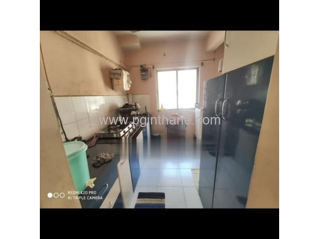 1 BHK for Rent in Manpada Thane