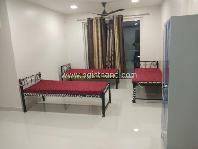 Cheap PG hostels for Male  / Female Thane West