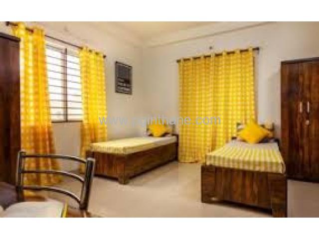 PG Accommodation for male in Manpada, Majiwada Thane