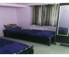 well furnished pg near kasarvadavali