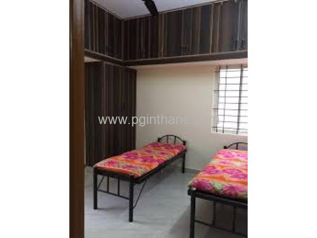 modern amenities pg in thane