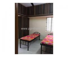 modern amenities pg in thane