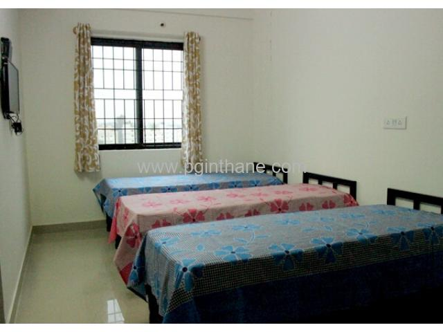 Paying Guest Accommodation Beds Available Near Ghoudbunder Road