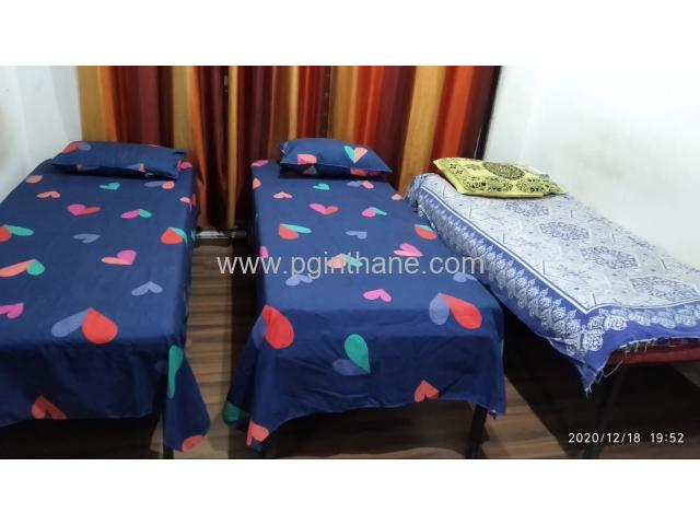 PG With Fully Furnished Facilities In Thane