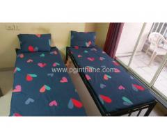 Affordable PG Options With AC Rooms Available In Thane West
