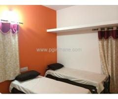 Long Term And Short Term PG For Male Near Ghoudbunder Road Thane