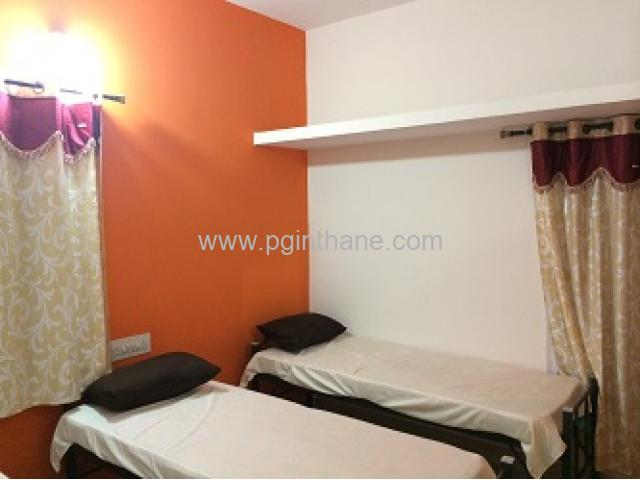 Fully Furnished Paying Guest Accommodation In Thane For Working People
