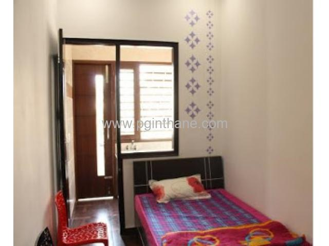 3 Sharing PG With Wifi Available Near Kapurbawdi  Thane