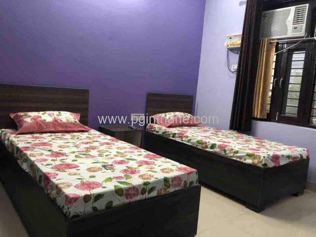 Standard Living PG With Food & Laundry In Thane