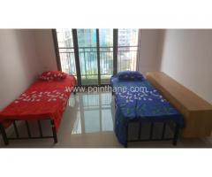 Hospitality PG/ Paying Guest Service In Thane Hiranandani Estate