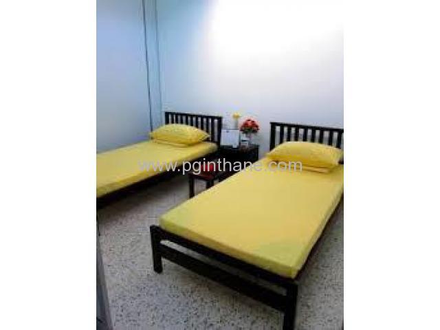 No Brokerage Sharing Flat Available In Thane Near Majiwada Call 9004671200