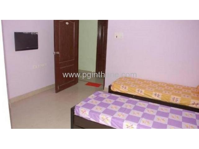 4 Bedroom Paying Guest for rent in Thane West