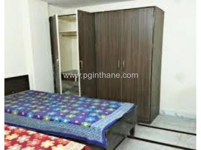 3BHK Fully Furnished PG Flat on Rent in Thane Cosmos Jewels