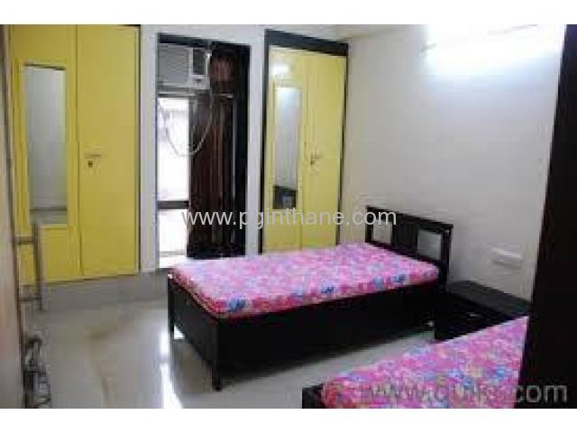 Accommodation For Female In Thane kasarwadvali